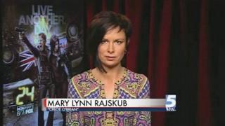 Mary Lynn Rajskub on FOX 50
