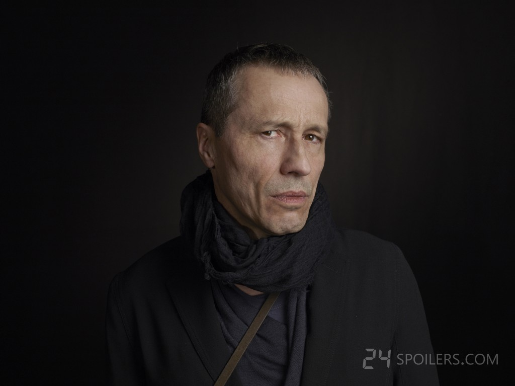 Michael Wincott as Adrian Cross in 24: Live Another Day