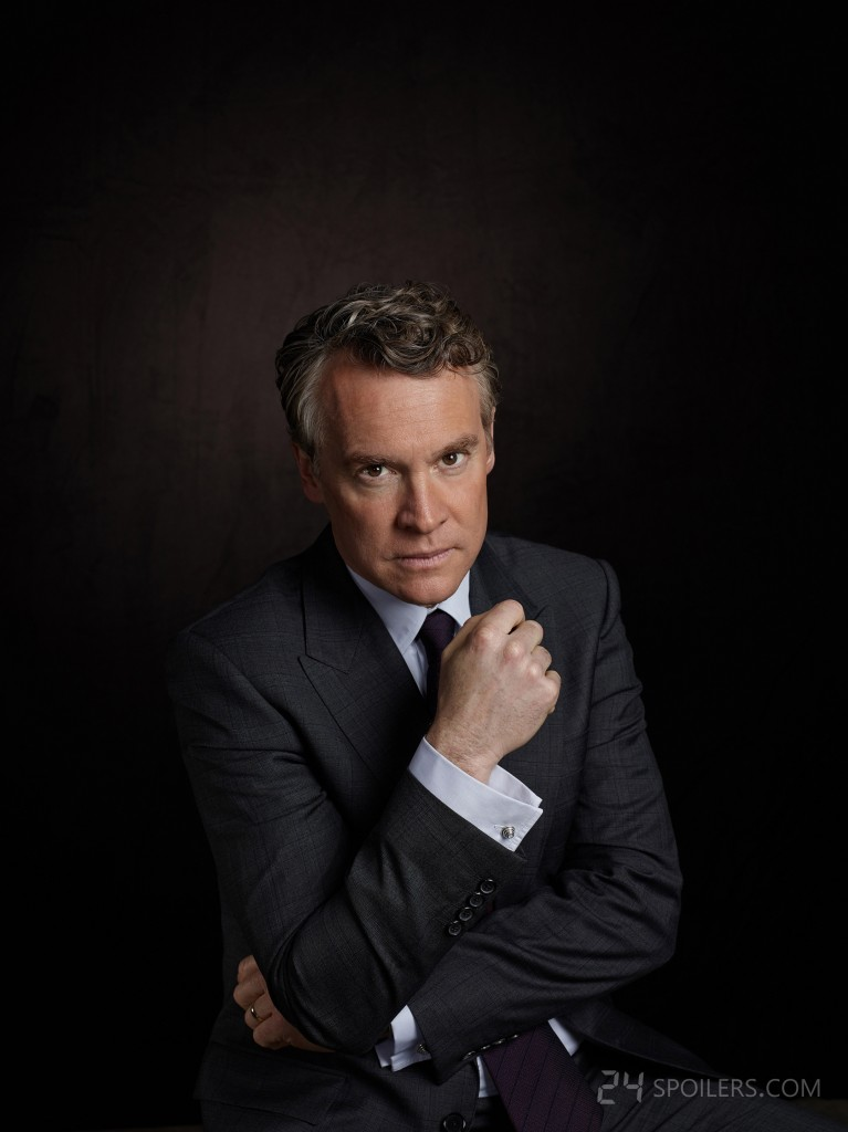 Tate Donovan as Mark Boudreau in 24: Live Another Day