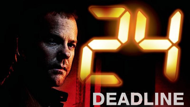 24: Deadline by James Swallow