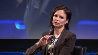 Mary Lynn Rajskub at the 24: Live Another Day London Q&A Session