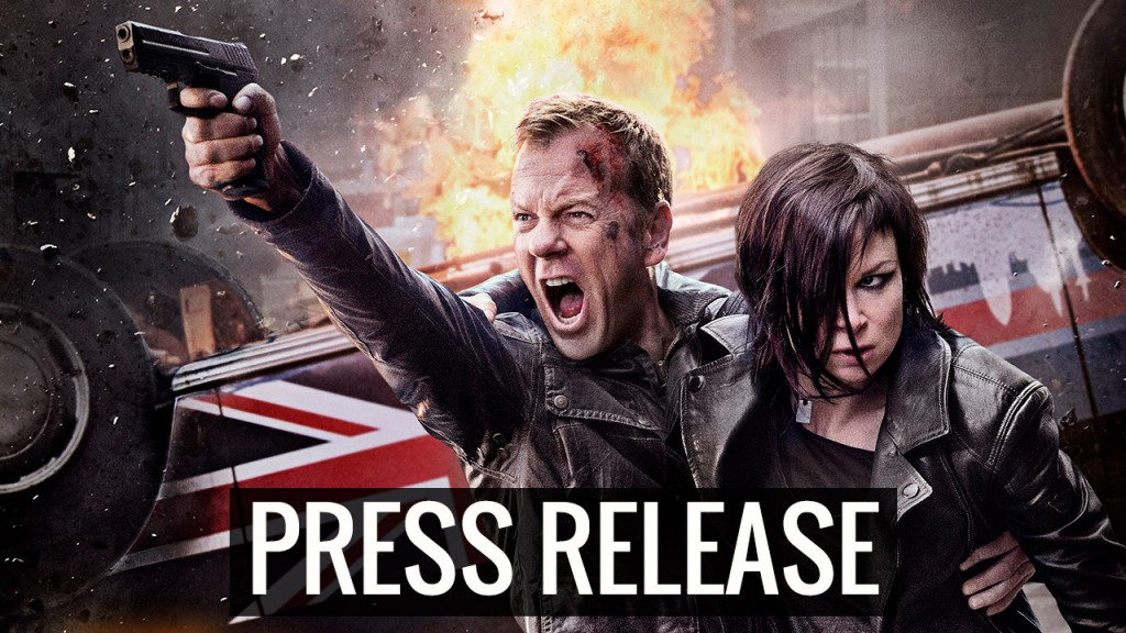 24: Live Another Day Press Release