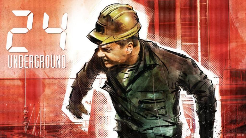 24: Underground Comic by Ed Brisson Issue #2