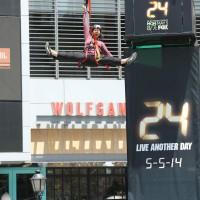 24: Live Another Day Los Angeles Get Jack'd Zipline Event 015
