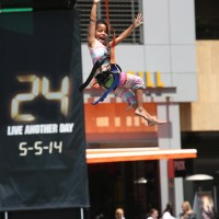 24: Live Another Day Los Angeles Get Jack'd Zipline Event 020