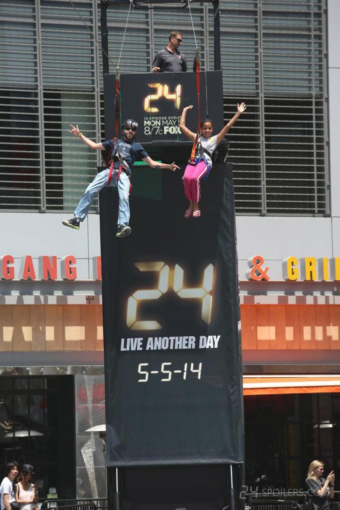 24: Live Another Day Los Angeles Get Jack'd Zipline Event 021