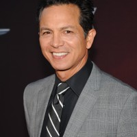 Benjamin Bratt at 24: Live Another Day Premiere Screening in NYC