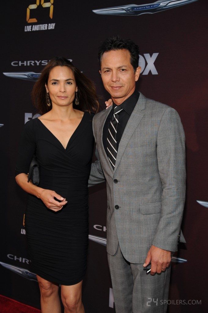 Benjamin Bratt and wife Talisa Soto Valley Performing Arts ...
