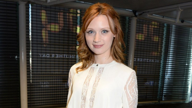 Emily Berrington at the 24: Live Another Day UK Premiere