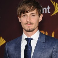 Giles Matthey attends 24: Live Another Day premiere screening in NYC