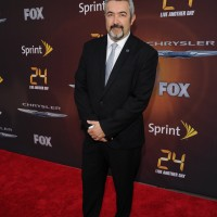 Jon Cassar at the 24: Live Another Day premiere screening in NYC