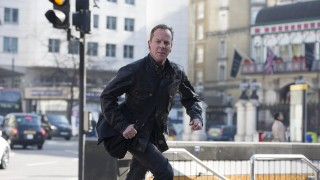 Jack Bauer running in 24: Live Another Day Episode 3