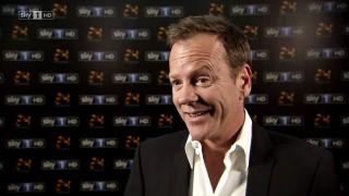 Kiefer Sutherland describes his favorite 24 moment