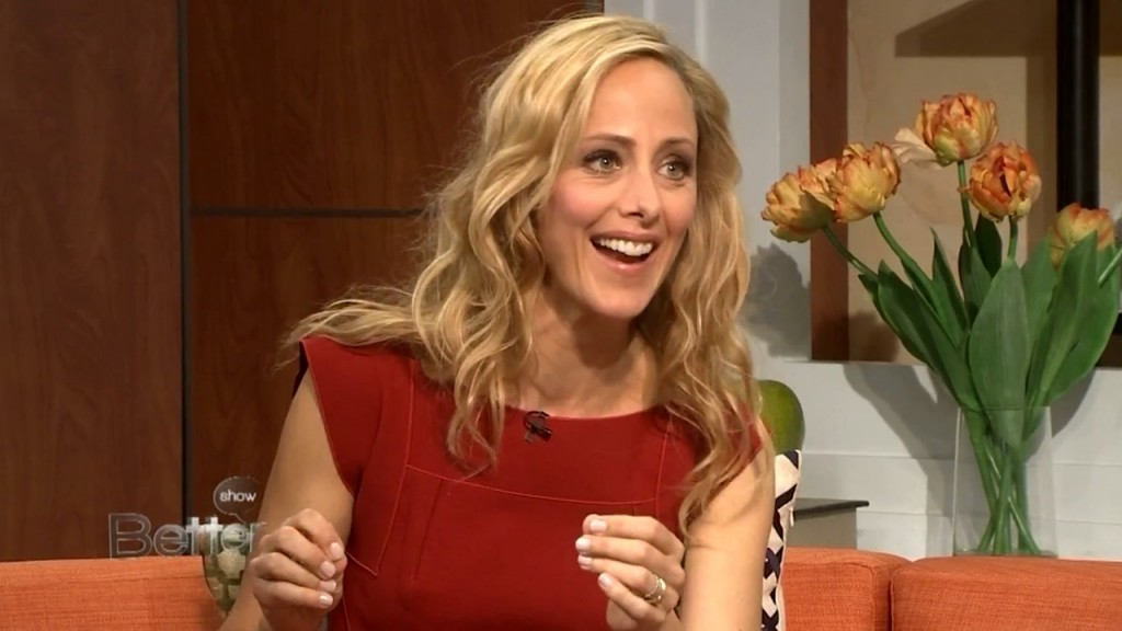 Kim Raver is interviewed on The Better Show