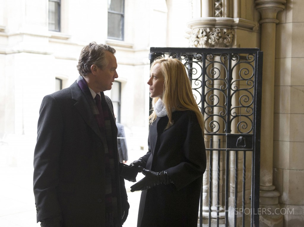 Kim Raver and Tate Donovan in 24: Live Another Day Episode 3
