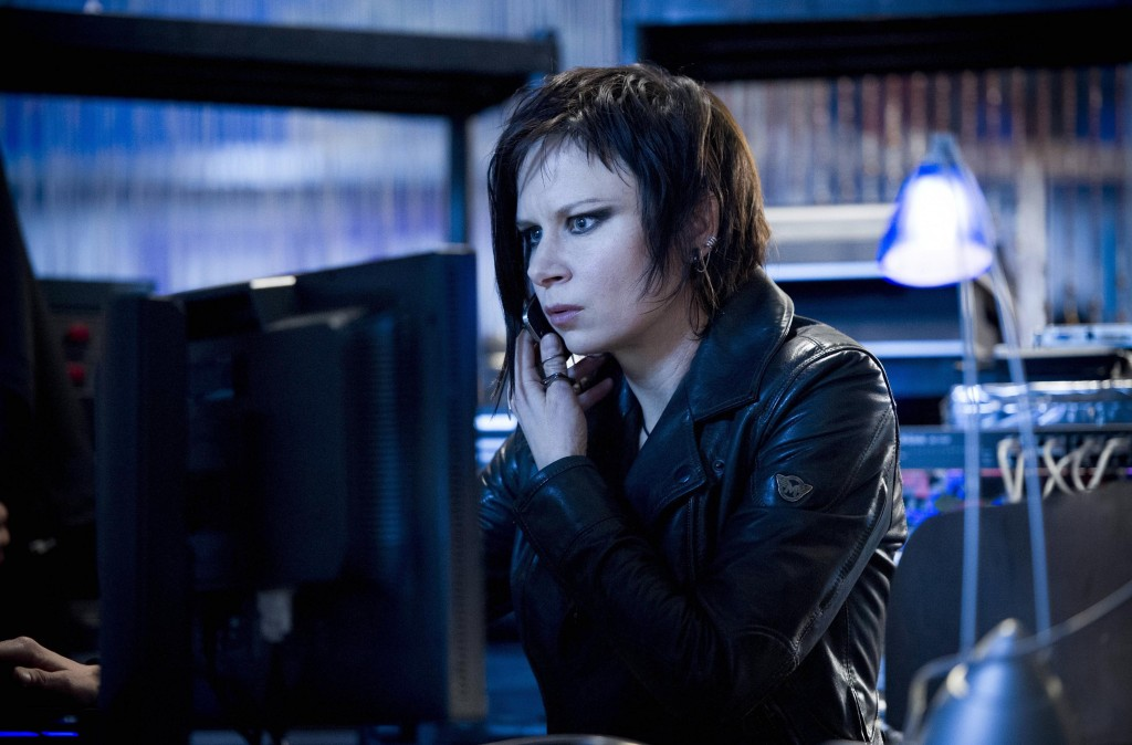 Mary Lynn Rajskub as Chloe O'Brian in 24: Live Another Day Episode 4