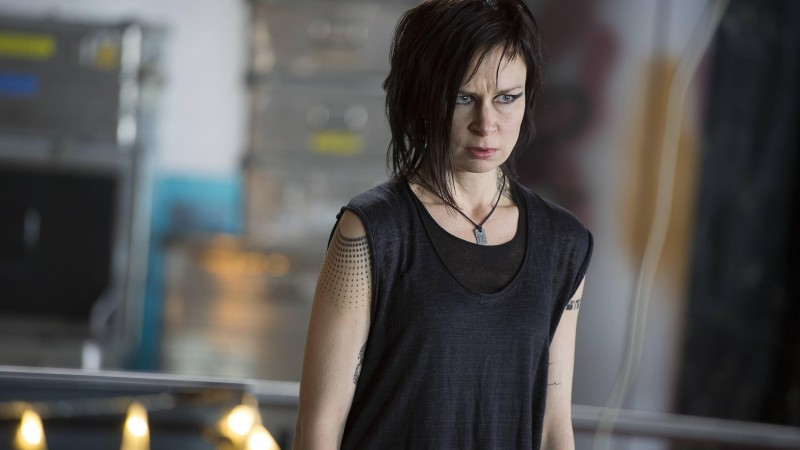 Mary Lynn Rajskub as Chloe O'Brian in 24: Live Another Day Episode 5
