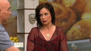 Mary Lynn Rajskub on The Chew