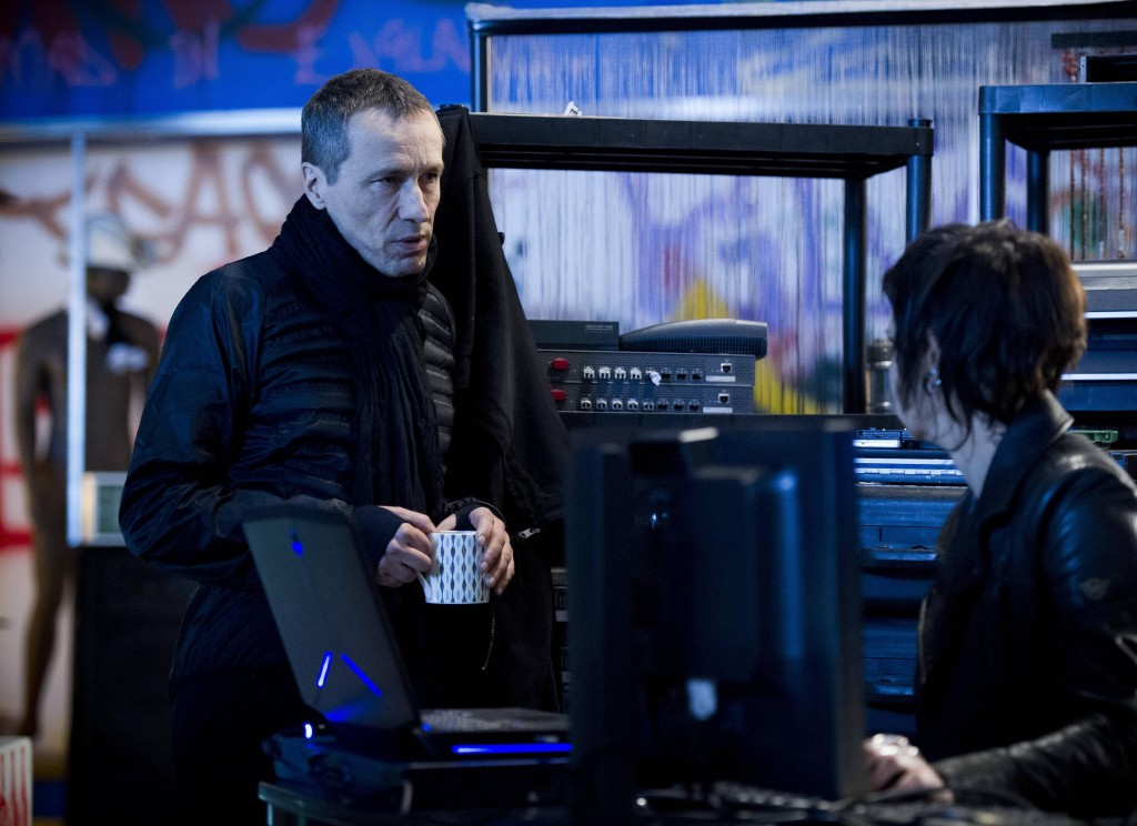 Michael Wincott as Adrian Cross in 24: Live Another Day Episode 4