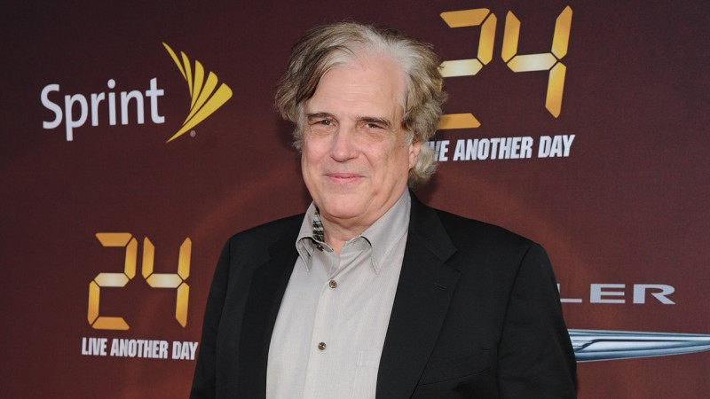 Robert Cochran at the 24: Live Another Day-Premiere in New York