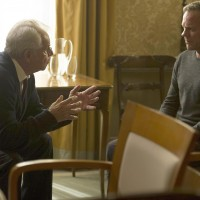 President Heller (William Devane) meets with Jack Bauer in 24: Live Another Day Episode 5