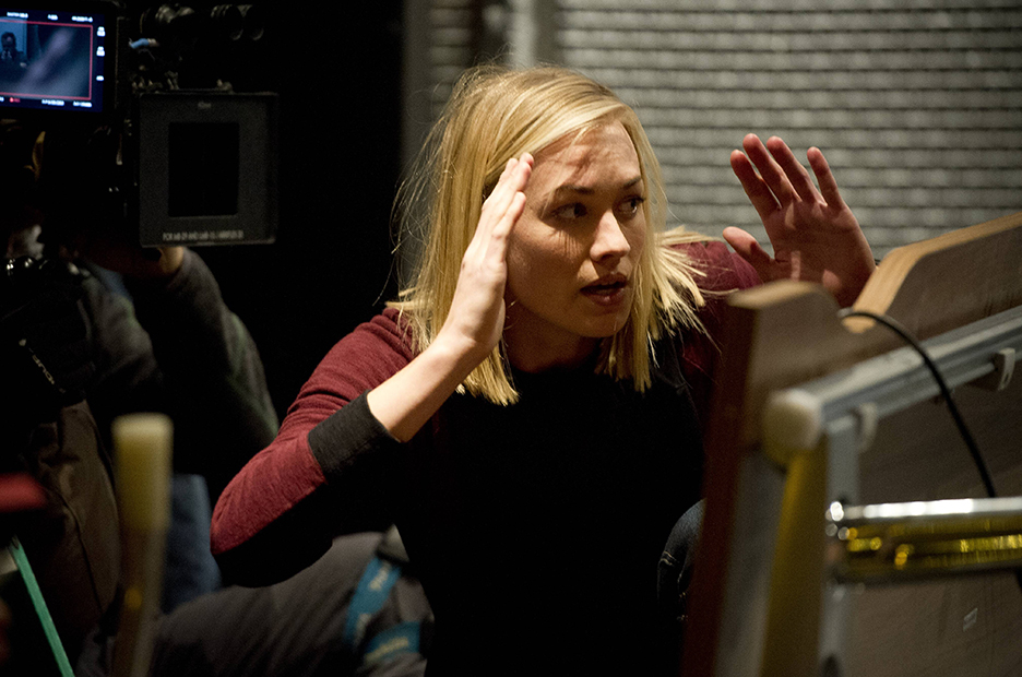 Behind the scenes of 24: Live Another Day Episode 4 - Yvonne Strahovski