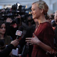 Yvonne Strahovski interviewed at 24: Live Another Day premiere screening in NYC
