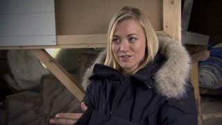 Yvonne Strahovski in the first look at 24: Live Another Day Episode 4