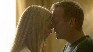 Audrey and Jack share a moment in 24: Live Another Day Episode 5