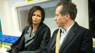 Chloe O'Brian and Adrian Cross in 24: Live Another Day Episode 10