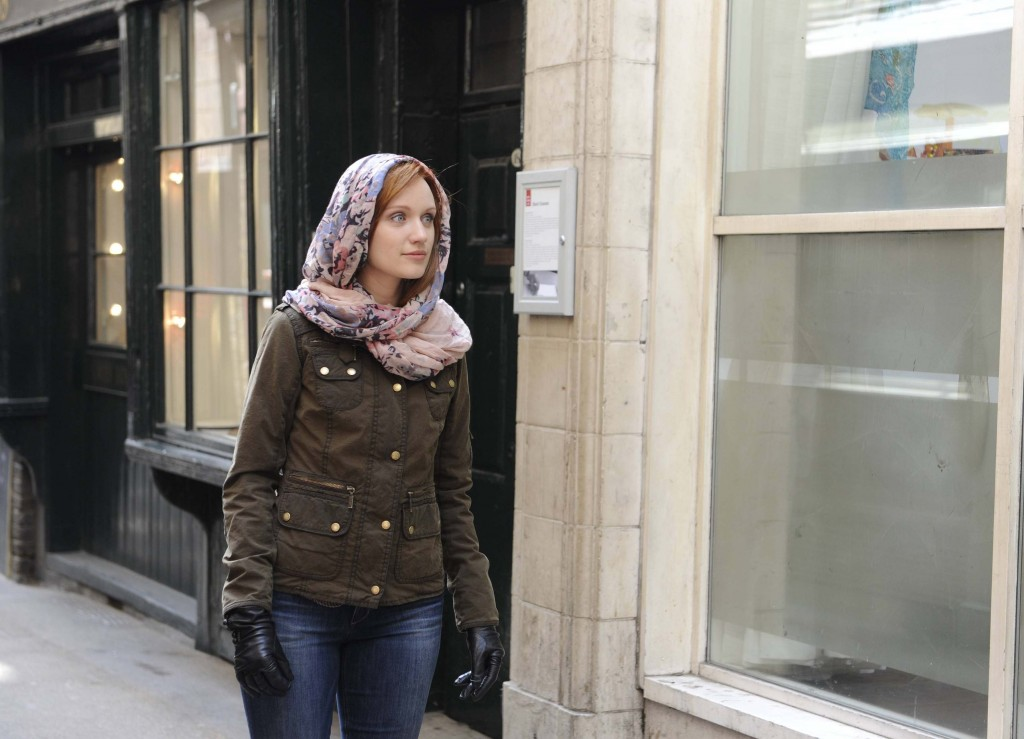 Simone Al-Harazi (Emily Berrington) is sent on a mission in 24: Live Another Day Episode 6