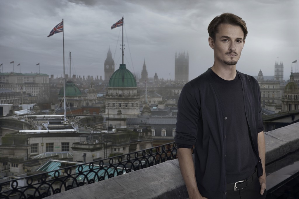 Giles Matthey as Jordan Reed 24: Live Another Day Cast Photo