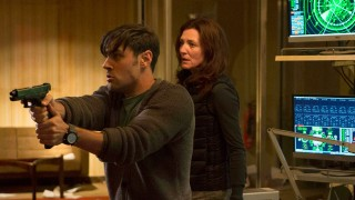 Ian and Margot Al-Harazi in 24: Live Another Day Episode 9