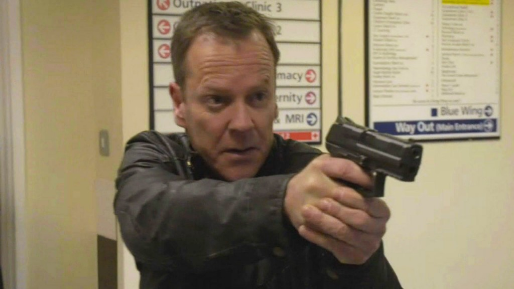 Jack Bauer in 24: Live Another Day Episode 7