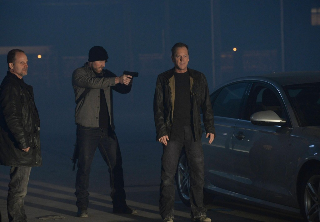 Jack Bauer Captured in 24: Live Another Day Episode 6