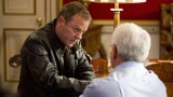 Jack Bauer (Kiefer Sutherland) removes President Heller's transponder in 24: Live Another Day Episode 8