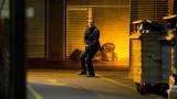 Jack Bauer (Kiefer Sutherland) runs after Navarro in 24: Live Another Day Episode 10