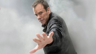 Kiefer Sutherland photo shoot for TV Guide