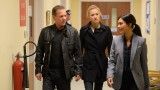 Kiefer Sutherland, Yvonne Strahovski, and Shelly Conn in 24: Live Another Day Episode 7