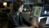 Chloe O'Brian (Mary Lynn Rajskub) finds new intel in 24: Live Another Day Episode 7