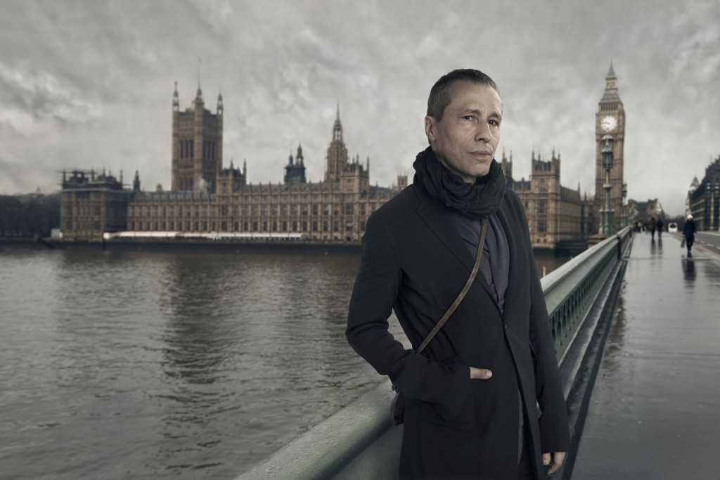 Michael Wincott as Adrian Cross 24: Live Another Day Cast Photo