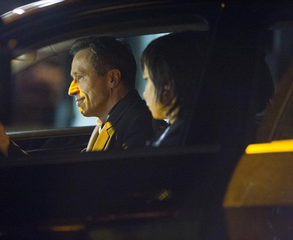 Chloe and Adrian Cross (Michael Wincott) form a new bond in 24: Live Another Day Episode 9