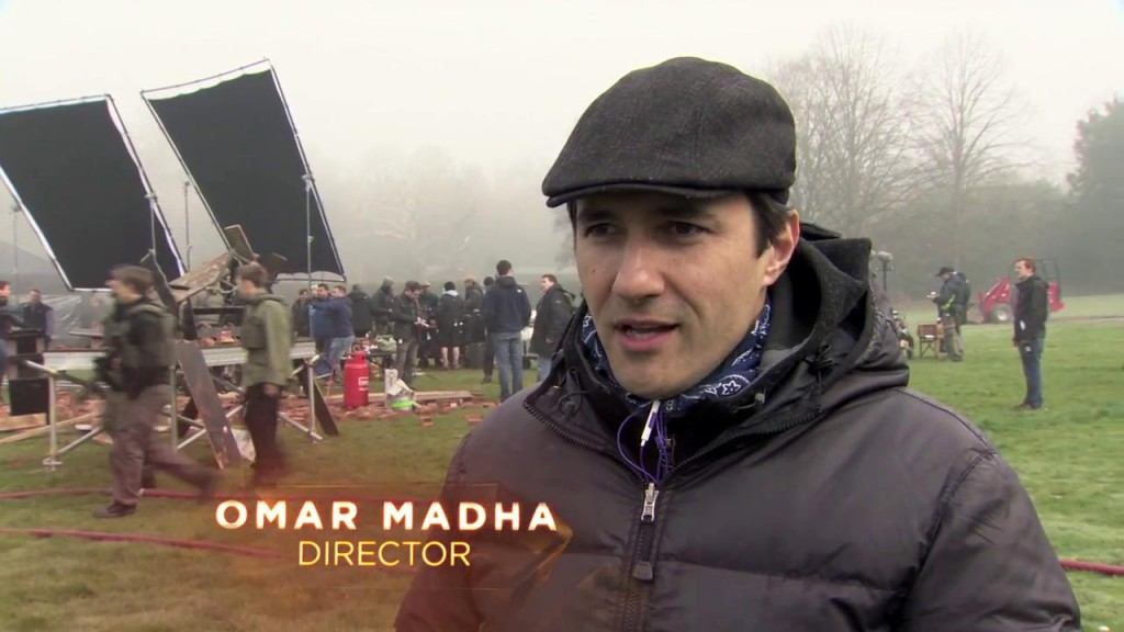 Director Omar Madha takes you behind the scenes of 24: Live Another Day Episode 5