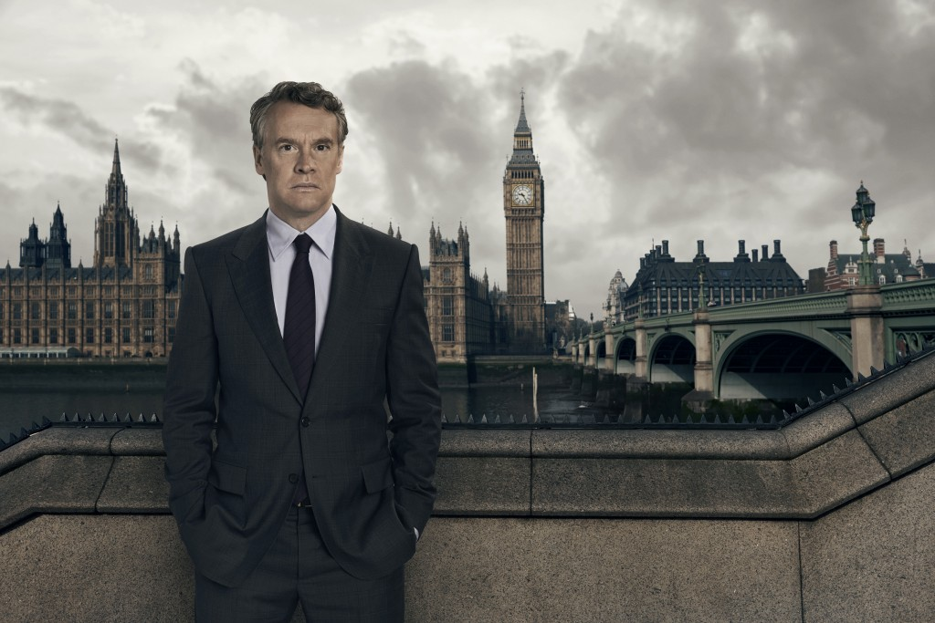 Tate Donovan as Mark Boudreau 24: Live Another Day Cast Photo
