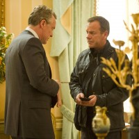 Jack Bauer and Mark Boudreau work together in 24: Live Another Day Episode 8