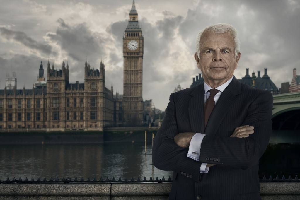 William Devane as President James Heller 24: Live Another Day Cast Photo