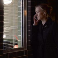 Kate Morgan (Yvonne Strahovski) updates Jack Bauer in 24: Live Another Day Episode 8