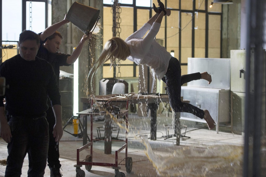 Kate Morgan (Yvonne Strahovski) tortured in 24: Live Another Day Episode 6