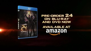 24: Live Another Day Finale DVD and Blu-Ray Promo