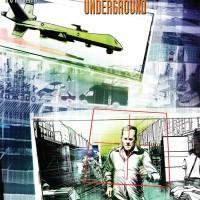 24: Underground #4 Cover